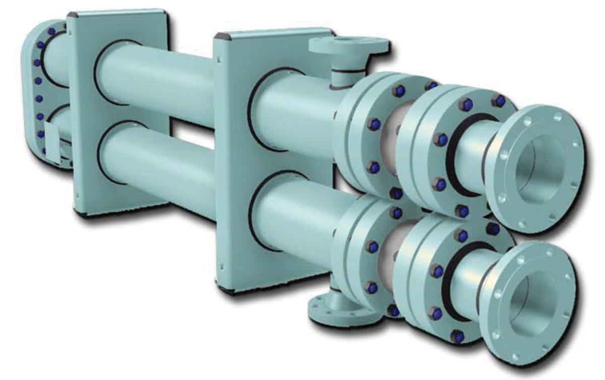 Hairpin Heat Exchangers - Chicago Power & Process, Inc