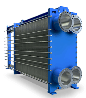 Plate Heat Exchangers - Chicago Power & Process, Inc